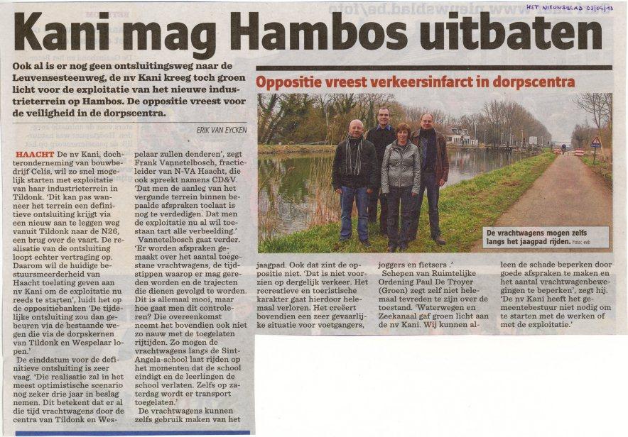 kanaal Leuven-Dijle of de Leuvense vaart (F8) Kani_mag_Hambos_uitbaten